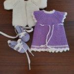 Комплект одежды с обувью для кукол паола рейна
