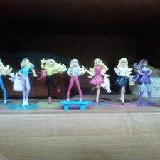Все куклы разом. И не только куклы