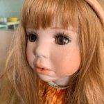 Кукла коллекционная, Celia Doll Comnany. Lim.200