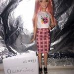 Барби fashionistas petite