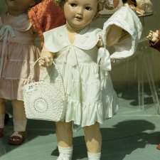 Куклы на снимках американского фотографа и журналиста Харрисона Формана