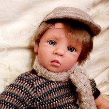 """Прыгающий мальчик Gestitos от Magic Baby (наш новый """"член семьи"""" Тема)"""