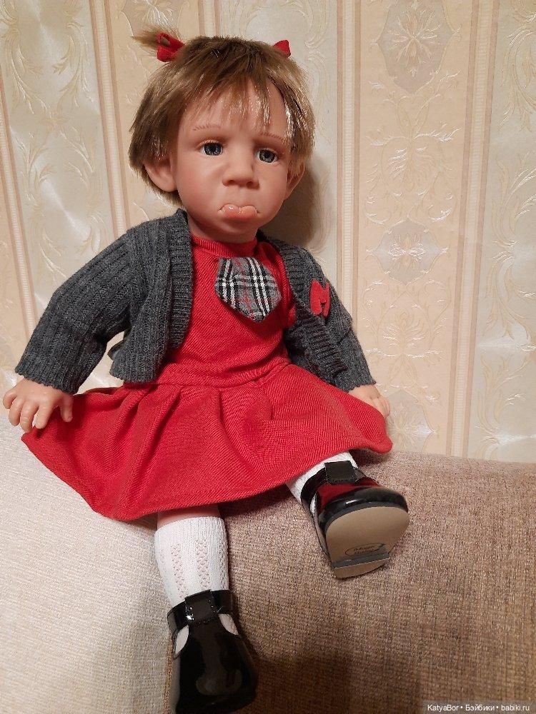 В слезах Gestitos Magic Baby Характерные куклы Испанские куклы