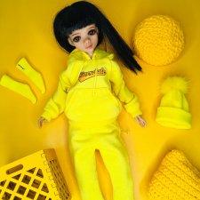 Цвет настроения - желтый