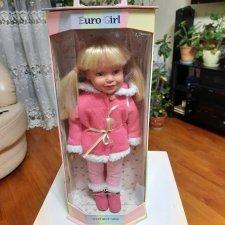 Кукла Диана EuroGirl