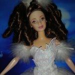 Swan Ballerina Barbie 2001