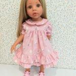 Платье для Готц 50 см
