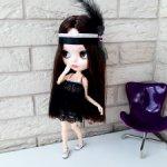 Кукла шарнирная Блайз (кастом)