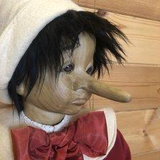 Марионетка Пиноккио