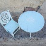 Комплект мебели (стол+стул) для Блайз, Барби