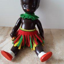 Помогите узнать что-либо о кукле негритянке