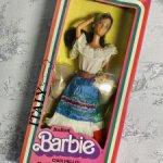 Italian Barbie 1979 nrfb