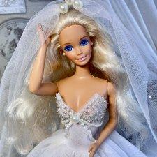 Wedding Fantasy Barbie 1989