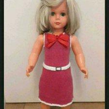 Добрый день! Пожалуйста, помогите опознать куклу