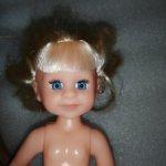 Китайская куколка (аналог миниАмигос)