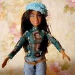 Кукла Флавас Тика (Flavas TIKA от Mattel 2003)