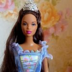 Барби Рапунцель Афроамериканка 2001 (Barbie as Rapunzel African American 2001)