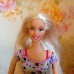 Танцующая кукла Барби (Dance & Flex Barbie Mattel, 2002)