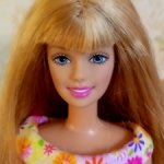 Кукла Барби Pretty Flowers (blonde) 1999 г.
