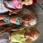Хотела бы отдать своих старых кукол и малышек, которых хотели выбросить