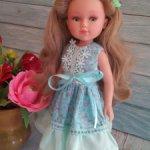 Кукла от испанского бренда Llorense