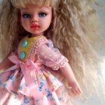 Кукла Эмели от Антонио Хуан.