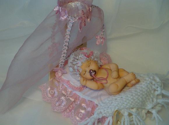 Новая сплюша, куколка Варя - моя работа