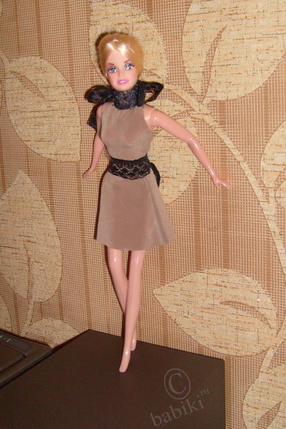 Лиля - кукла Барби и ее гардероб