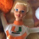 Барби черлидер Майами