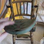 Куплю кукольный  винтажный стул для кормления