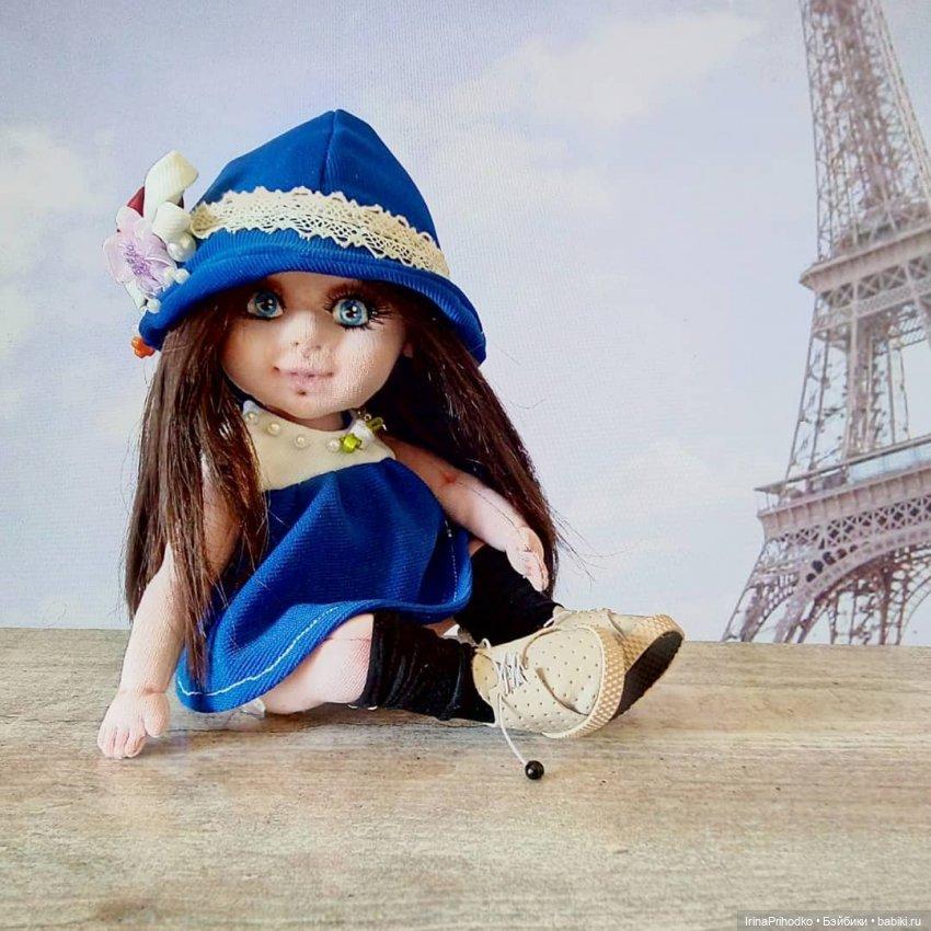Куколка француженка