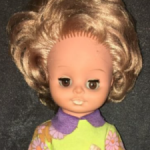 Кукла ГДР немецкая Раунштайн 30 см