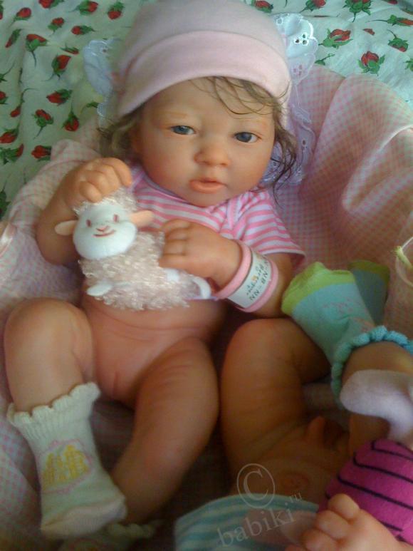 Кукла реборн за три тыщи