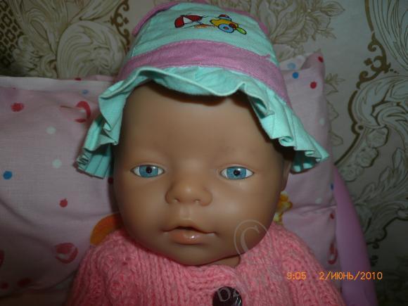 Наш Бэби - кукла беби Бон от Zapf Creation