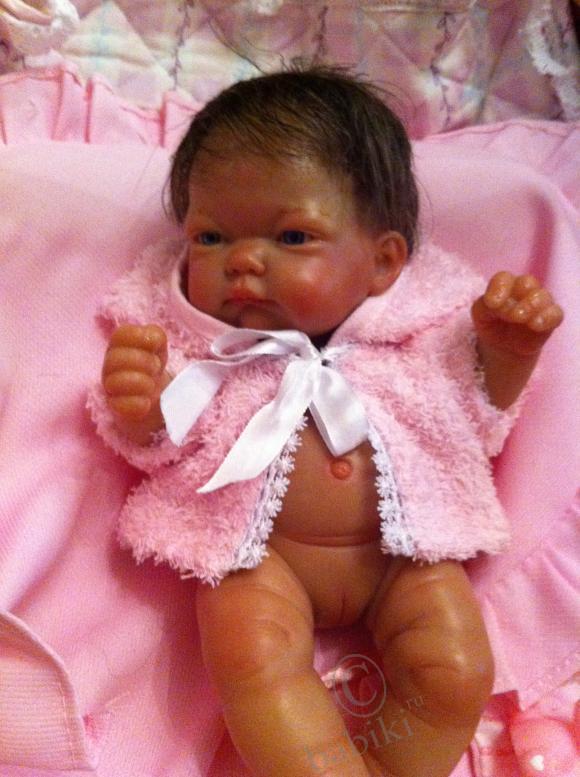 Купить силиконовую куклу реборн недорого девочку
