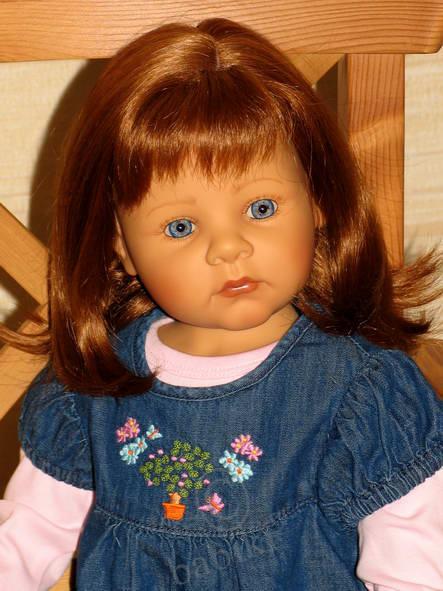 Кира! Кирочка! или просто Котенок! Коллекционная кукла ЗАПФ