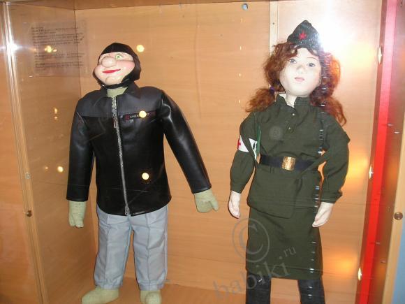 Музей игрушки в Сергиевом Посаде, Загорск