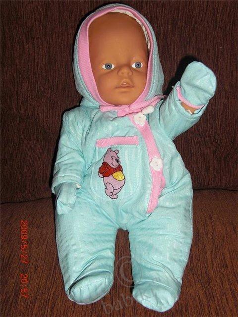 Куртка для беби бон своими руками