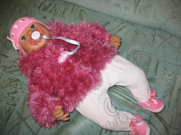 Белочка приехала! Кукла Baby Annabell от Zapf Creation