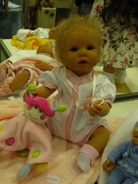Выставка кукол в Петербурге