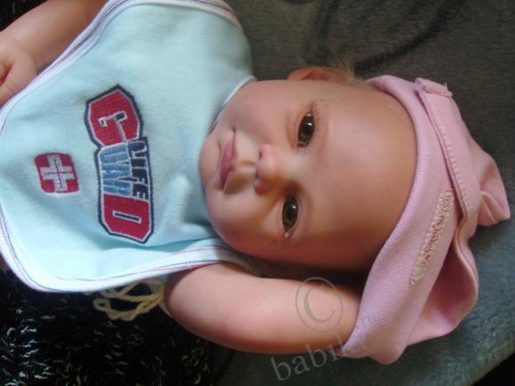 И снова кукла реборн Мишутка  - или как мы искали,что одеть