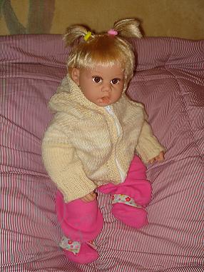 Вязание для кукол малышей