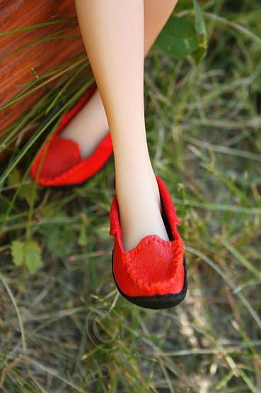Обувь для дюймовочек - кукол BJD (БЖД)