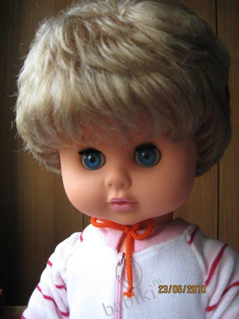 Моя сбывшаяся мечта - кукла моего детства