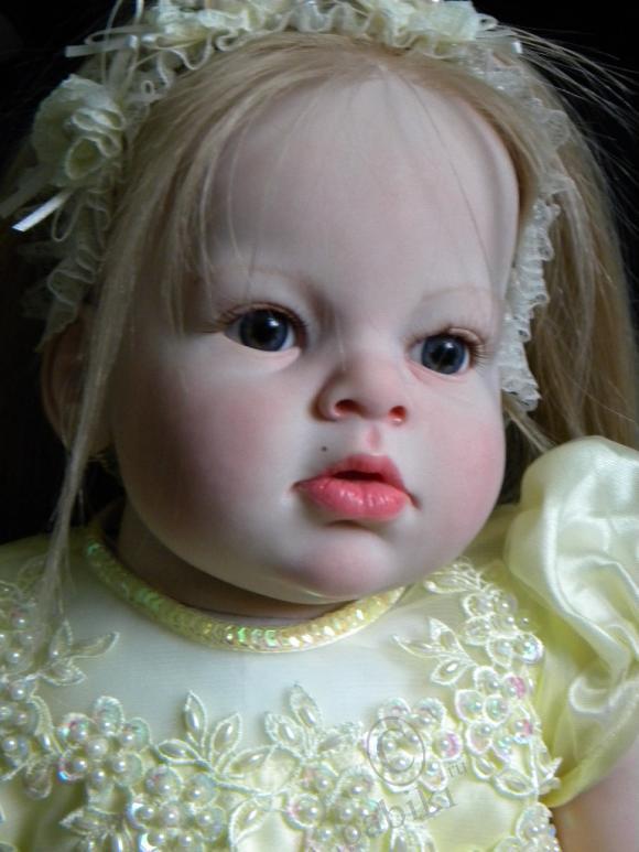 И вновь Ариша! Реалистичная кукла реборн