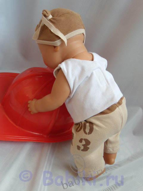 Как сшить одежду для кукол мальчиков своими руками
