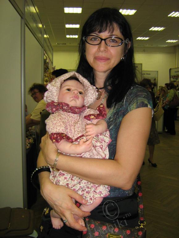 Выставка Время кукол в Санкт-Петербурге в июне 2010г. началась