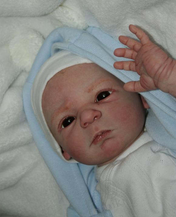 Кукла реборн - младенец Мирослав
