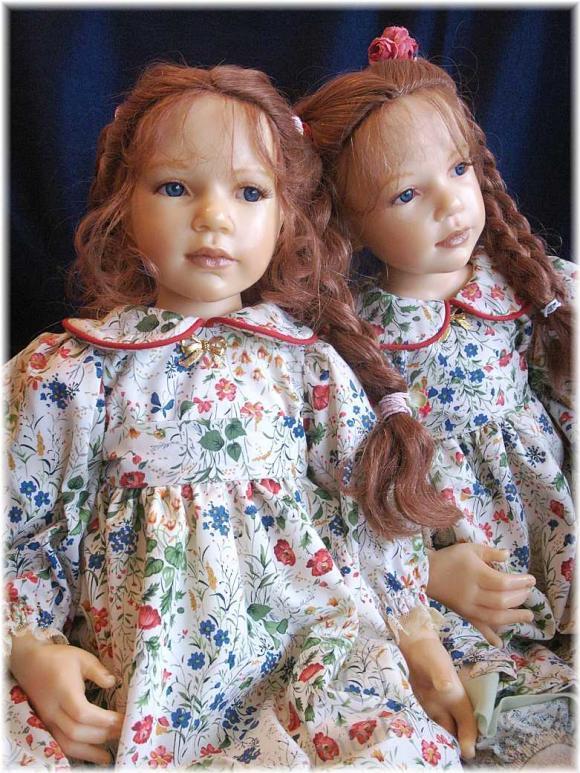 Коллекционная кукла Shannon oт Elissa Glassgold - подборка фоторафий