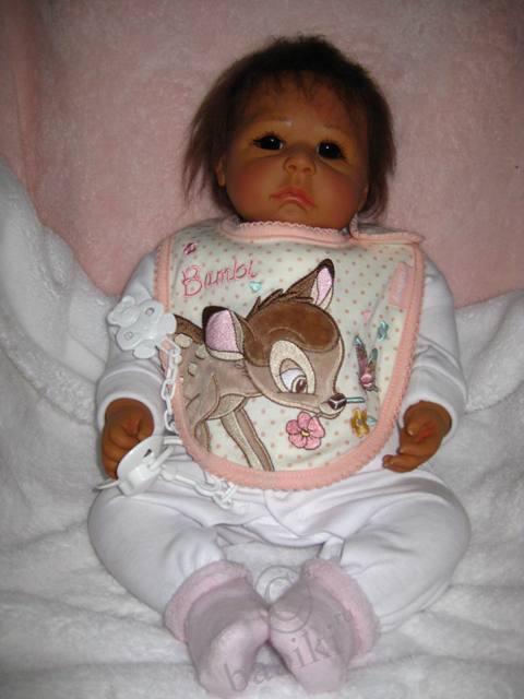 Коллекционная кукла Ронни от Дорис Штаннат